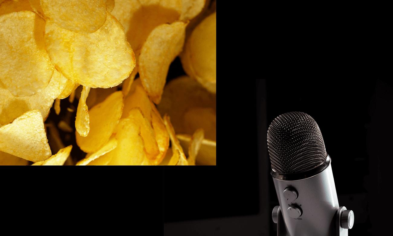 ASMR Essen Geräusche zur Entspannung